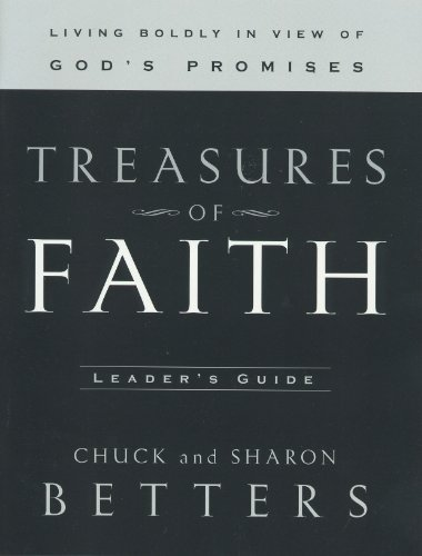 9780875520940: Treasures of Faith: Living Boldly in View of God's Promises, Leader's Guide