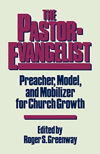 9780875522791: The Pastor-Evangelist