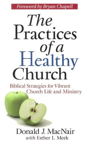 9780875523903: The Practices of a Healthy Church: Biblical Strategies for Vibrant Church Life and Ministry