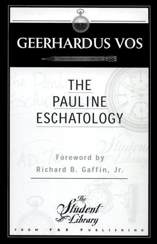 9780875525051: Pauline Eschatology