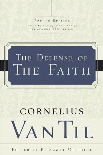 9780875526447: The Defense of the Faith