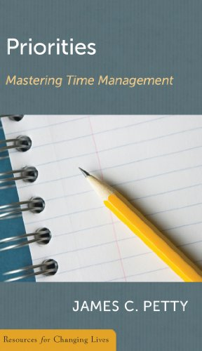 9780875526850: Priorities: Mastering Time Management (Resources for Changing Lives)