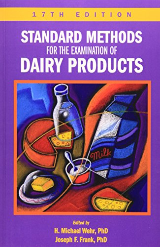 9780875530215: Standard Methods for the Examination of Dairy Products