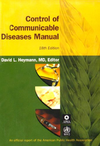 9780875530369: Control of Communicable Diseases Manual