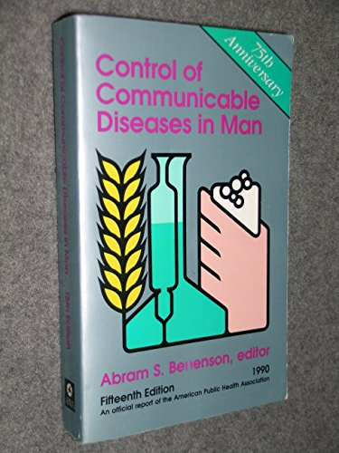 9780875531700: Control of Communicable Diseases in Man.