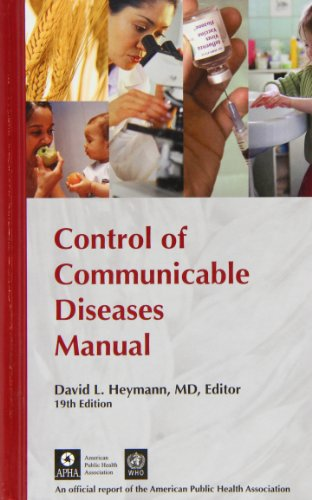 9780875531908: Control of Communicable Diseases Manual