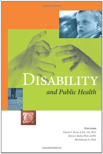 9780875531915: Disability and Public Health