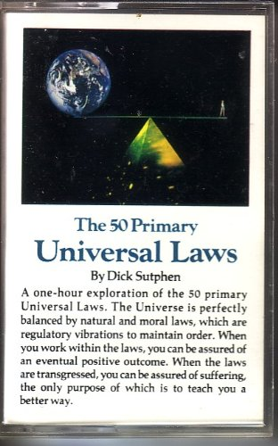 9780875544731: The 50 Primary Universal Laws