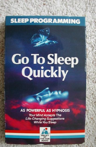 9780875545509: Go to Sleep Quickly Sleep Programming