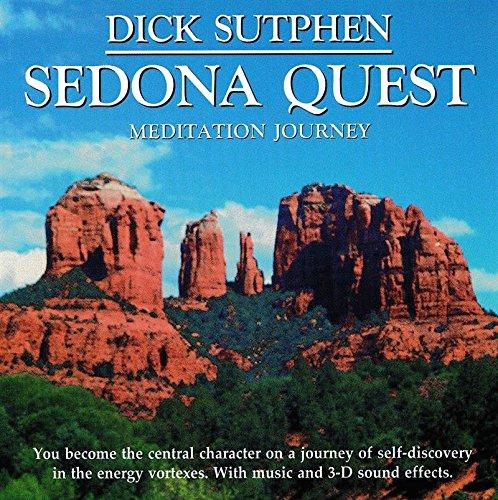 9780875546681: Sedona Quest (Dick Sutphen's)