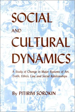 9780875580296: Social and Cultural Dynamics