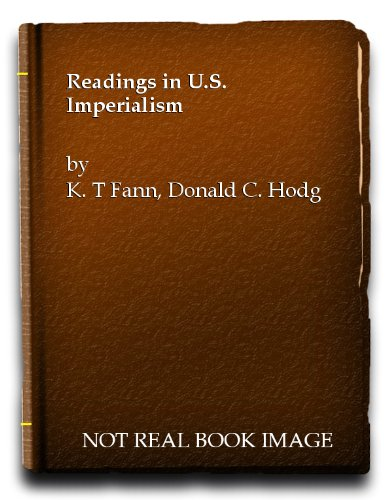 9780875580531: Readings in U.S. Imperialism (An Extending horizons book)