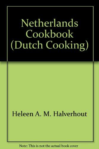 9780875591216: Netherlands Cookbook