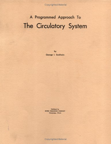 9780875630144: Programmed Approach to the Circulatory System