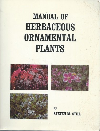 9780875633015: Manual of Herbaceous Ornamental Plants