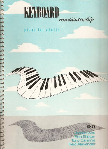 9780875633138: Keyboard Musicianship Piano for Adults, Book One