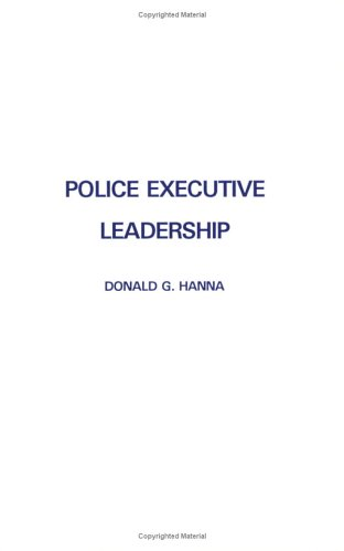 9780875633558: Police Executive Leadership