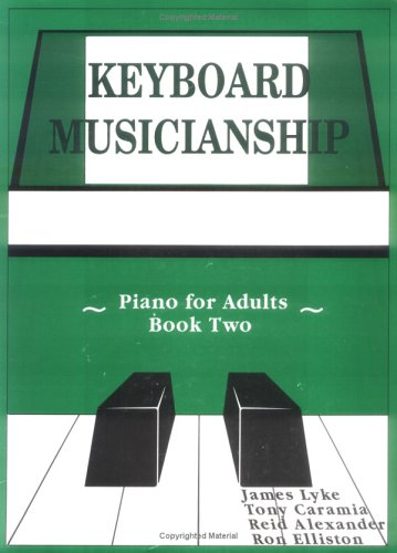 9780875635040: Keyboard Musicianship: Piano for Adults, Book 2