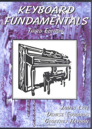Keyboard Fundamentals: James Lyke