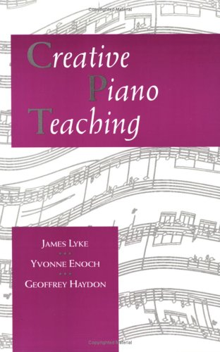 9780875636405: Creative Piano Teaching