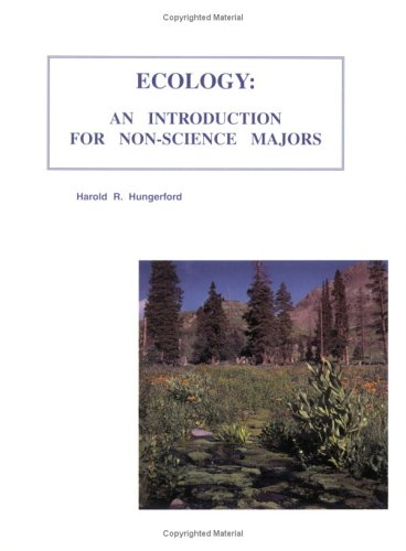 9780875637136: Ecology: An Introduction for Non-Science Majors