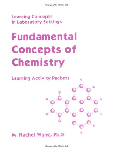 9780875638768: Fundamental concepts of chemistry: Learning concepts in laboratory settings : learning activity packets