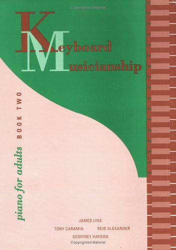 9780875638775: Keyboard Musicianship: Piano for Adults : Book Two