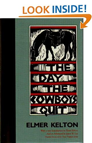 9780875650531: The Day the Cowboys Quit (Texas Tradition Series)