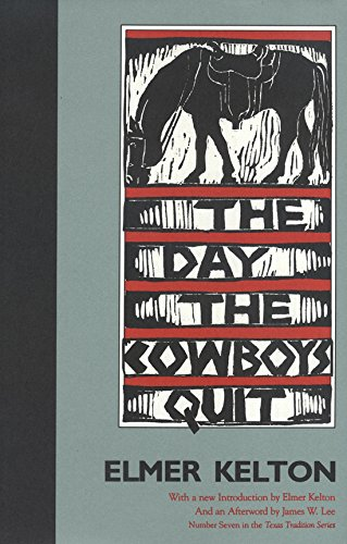 9780875650548: The Day the Cowboys Quit (Texas Tradition Series)