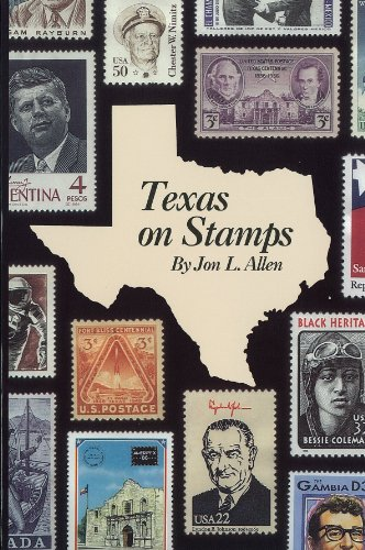 9780875651644: Texas on Stamps