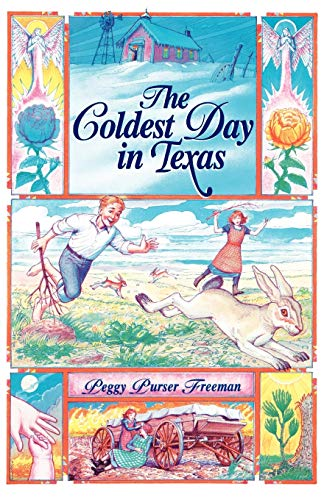 9780875651699: The Coldest Day in Texas (Chaparral Books)