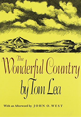 9780875652559: The Wonderful Country (Texas Tradition Series)