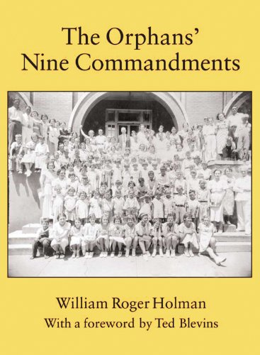 9780875653556: The Orphans' Nine Commandments