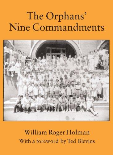 9780875654034: The Orphans' Nine Commandments