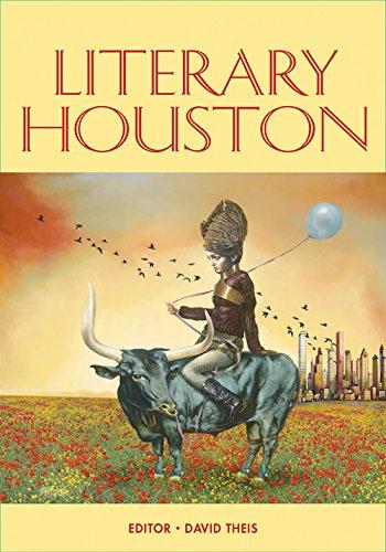 9780875654409: Literary Houston (Literary Cities Series)