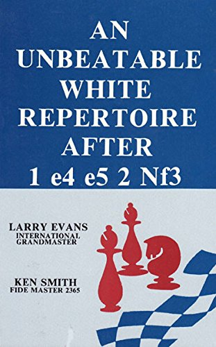 9780875681719: An Unbeatable white Repertoire after 1 e4 e5 2 Nf3