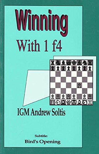 9780875682037: Winning with 1. f4