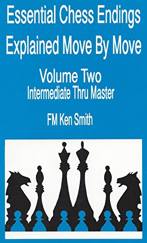 9780875682105: Essential chess endings explained move by move [Paperback] by Smith, Ken