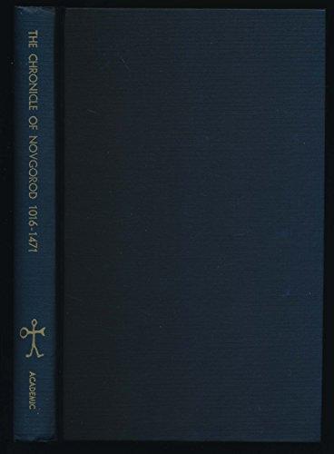 novgorod chronicle