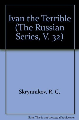 9780875690391: Ivan the Terrible (The Russian Series, V. 32) (English and Russian Edition)