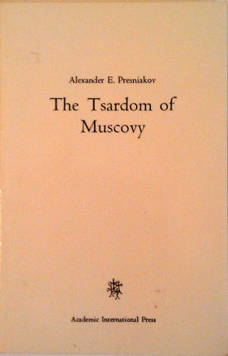 The Tsardom of Muscovy