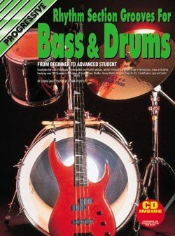 9780875726083: Rhythm Section Grooves for Bass & Drums