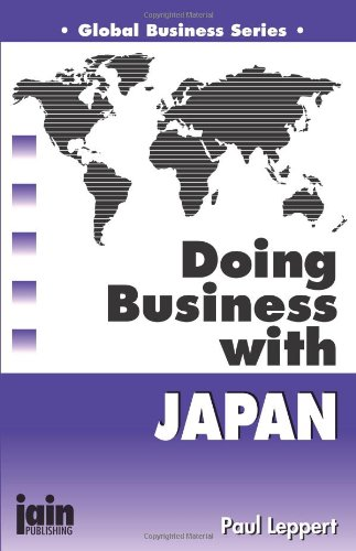 9780875730486: Doing Business With Japan (Global Business Series)