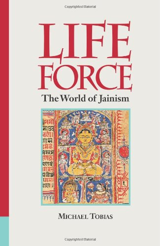 9780875730806: Life Force : The World of Jainism