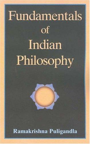 9780875730899: Fundamentals of Indian Philosophy