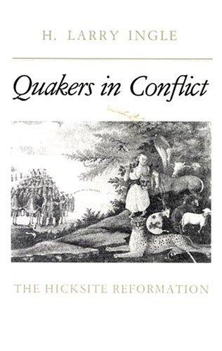 9780875749266: Quakers in Conflict