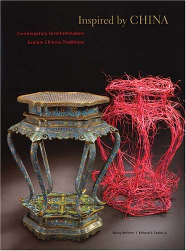 9780875772073: Inspired by China: Contemporary Furnituremakers Explore Chinese Traditions