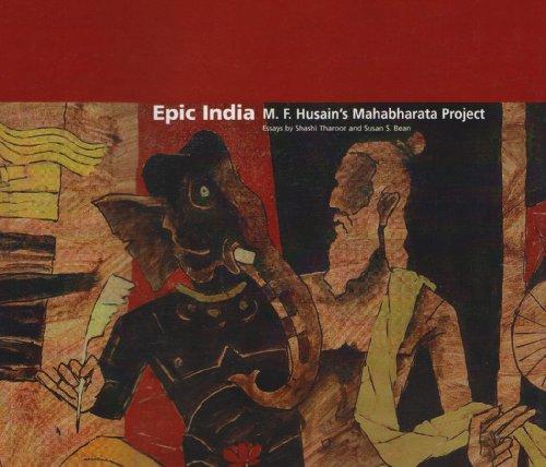 mahabharata the epic of india essay