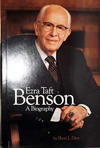 9780875791104: Ezra Taft Benson: A Biography