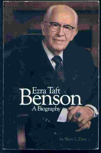 9780875792170: Ezra Taft Benson : A Biography